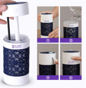 Sleep Connection Cool Mist Humidifier Review